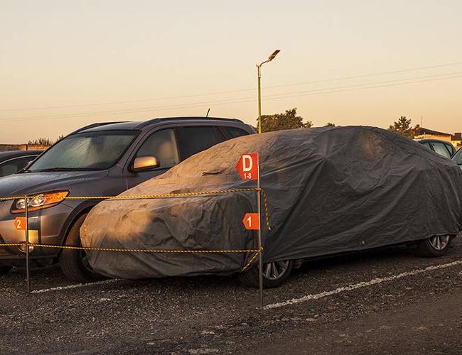 zdjęcie PERI Parking parking Pyrzowice