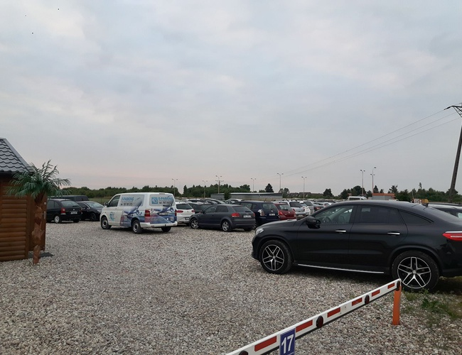 zdjęcie E-parking parking Gdansk