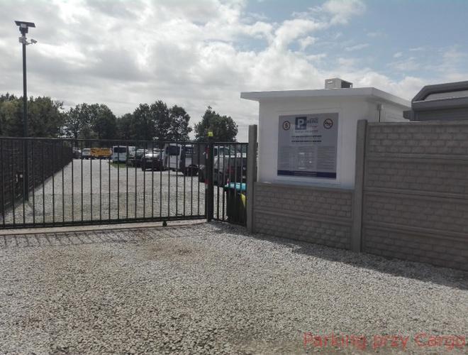 zdjęcie Przy Cargo parking Wroclaw