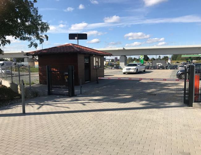 zdjęcie Samoobsluha Minicity parking Gdaňsk
