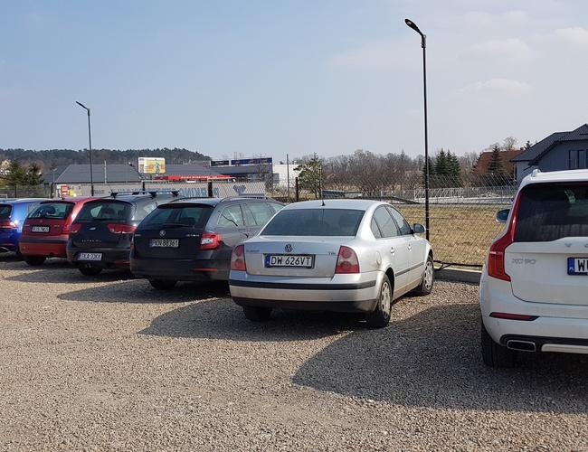 zdjęcie Balice24 parking Balice