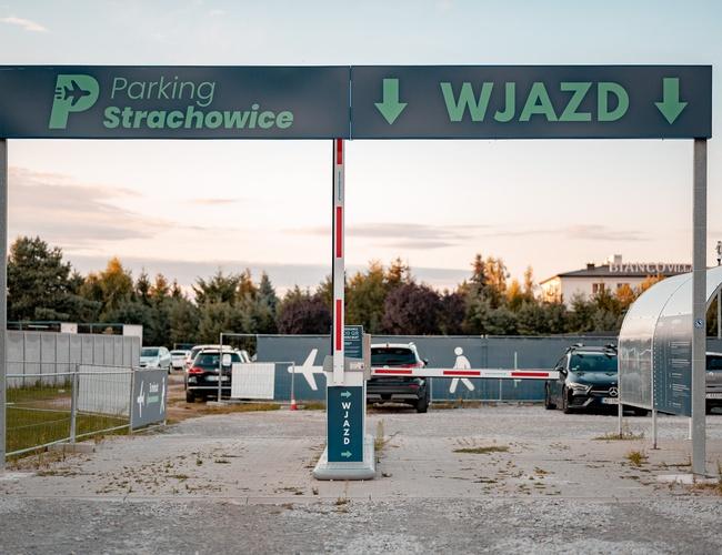 zdjęcie Parking Strachowice parking Wrocław