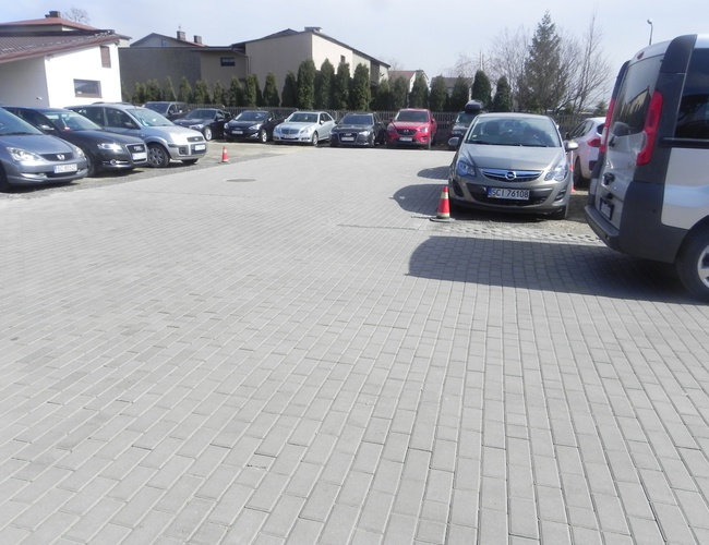 zdjęcie WIZ-PARK parking Pyrzowice