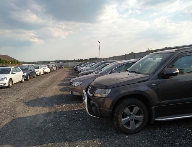 zdjęcie Delta parking Pyrzowice