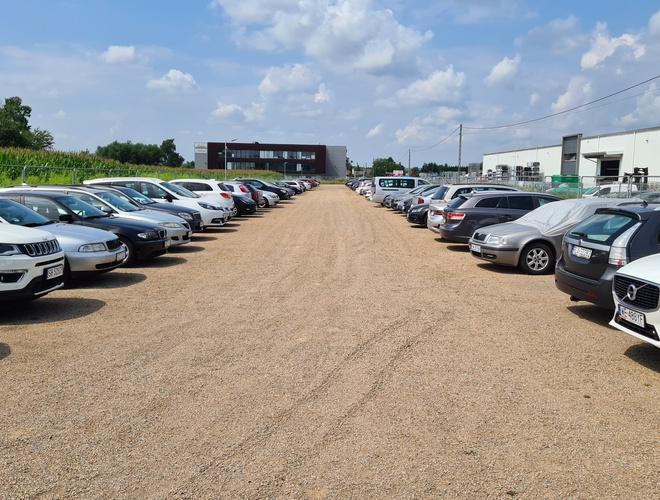 zdjęcie B1 Parking parking Balice