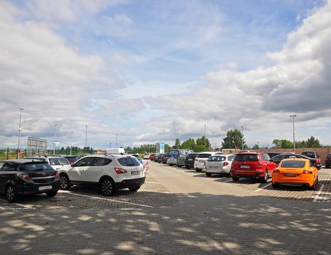 zdjęcie Bastian parking Gdansk