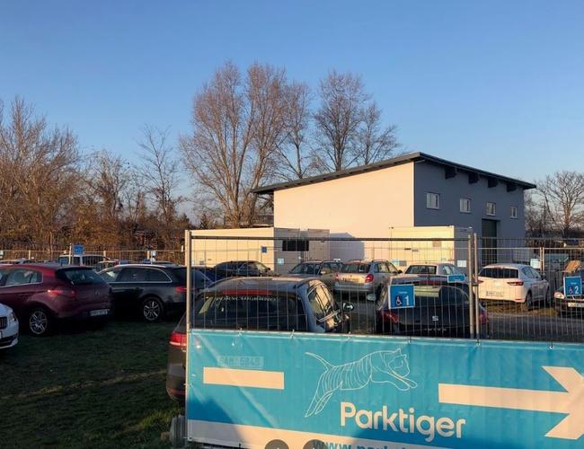 zdjęcie Parktiger ohne Transfer parking Wien