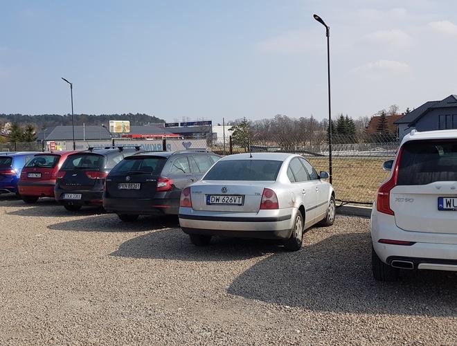 zdjęcie Balice24 parking Балице