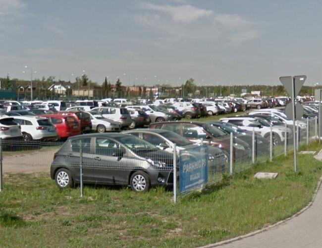 zdjęcie Offizieller Parkplatz P5/P6 parking Poznań