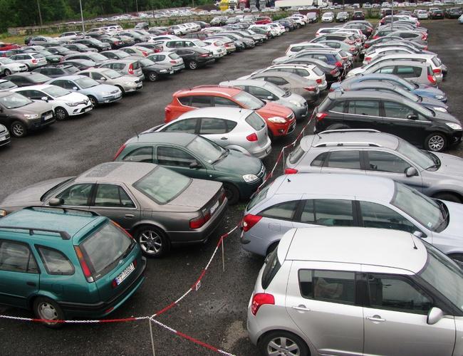 zdjęcie ArtLot 2 parking Pyrzowice