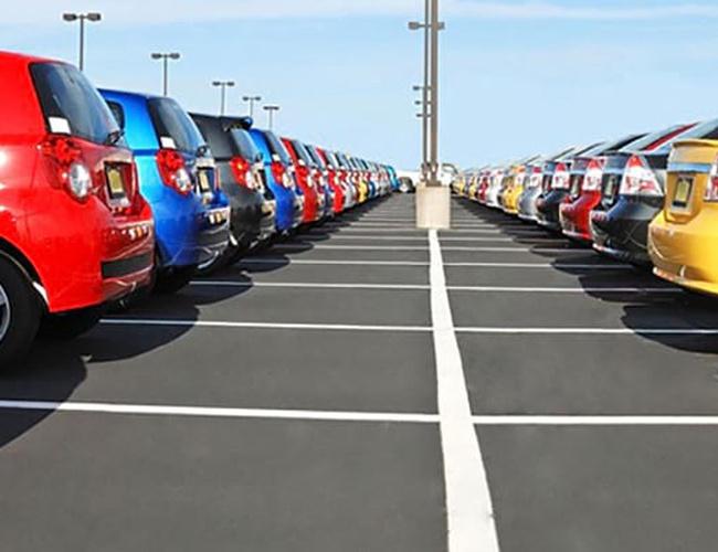 zdjęcie Aeroparking Alicante parking Alicante