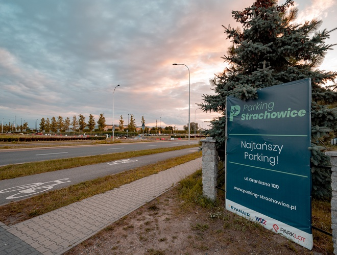zdjęcie Parking Strachowice parking Wroclaw