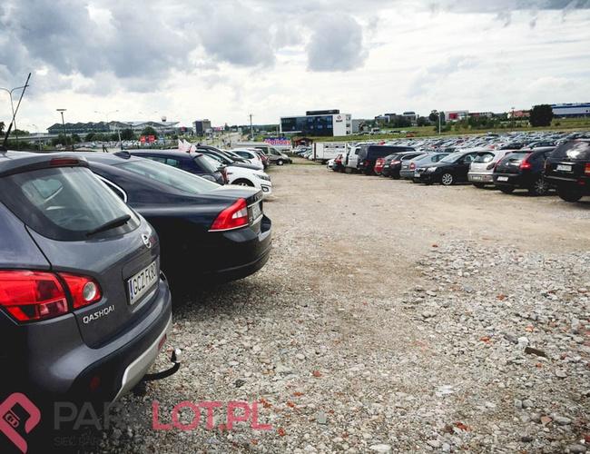zdjęcie Goliat parking Gdańsk