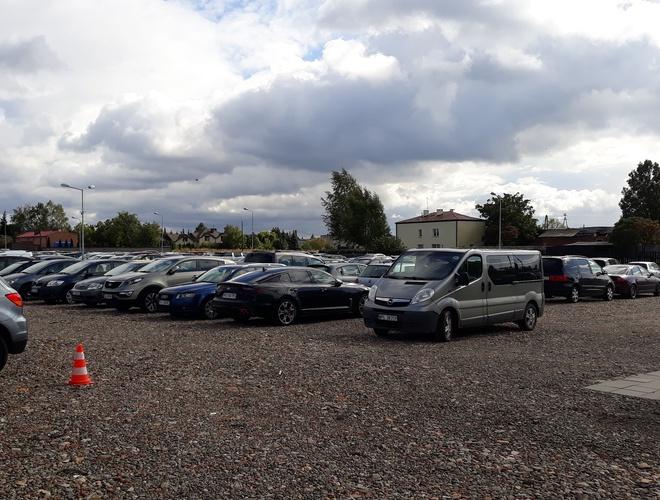 zdjęcie Parking Travel parking Okecie