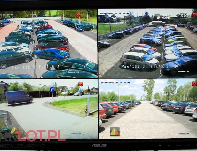 zdjęcie Parkovka P38 parking Модлин