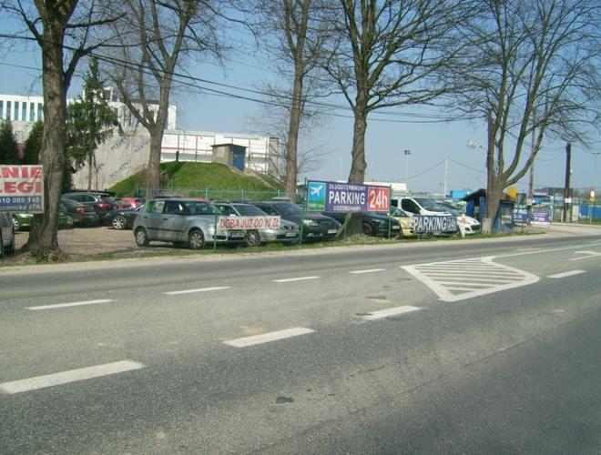 zdjęcie Green Bis parking Балице