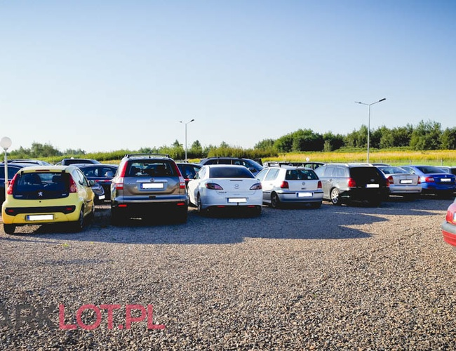 zdjęcie EURO Parking parking Balice