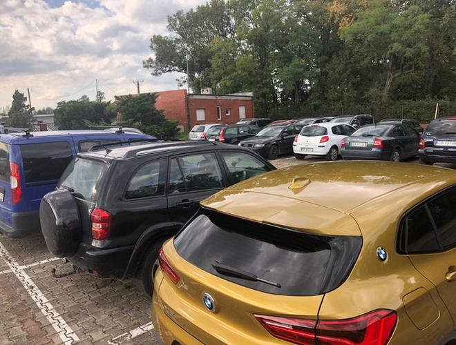 zdjęcie Lot Parking parking Wroclaw