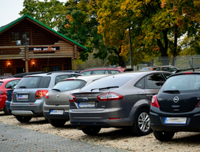 zdjęcie Kraków KING parking Balice