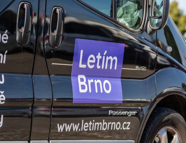 zdjęcie Letim Brno parking Brno