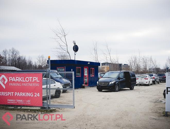 zdjęcie Krispit Parking 24 parking Okęcie