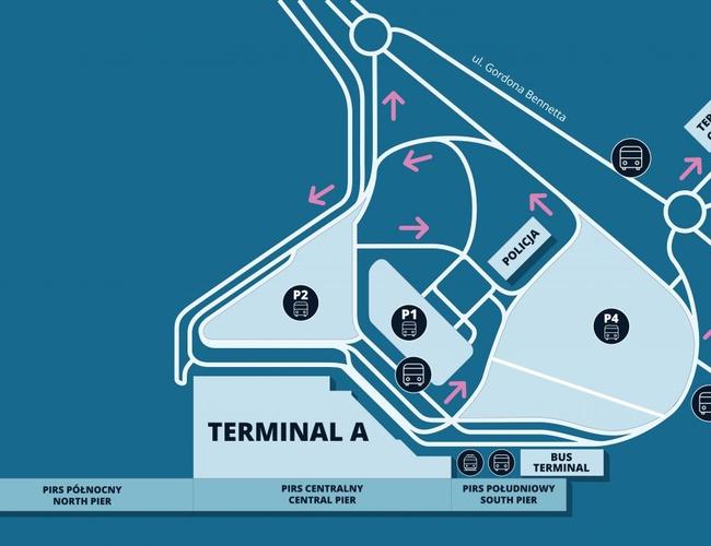 zdjęcie Official Airport Parking P2 parking Okecie