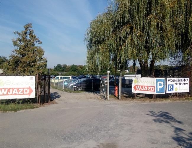 zdjęcie Eko Parking parking Wroclaw