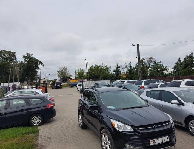 zdjęcie Parking 62 parking Modlin