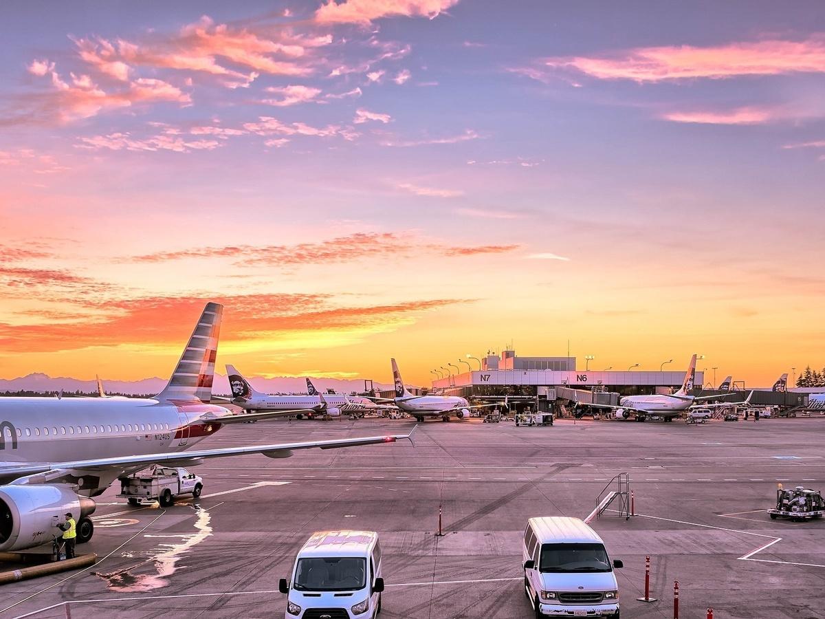 Parkování na letišti   PARKLOT