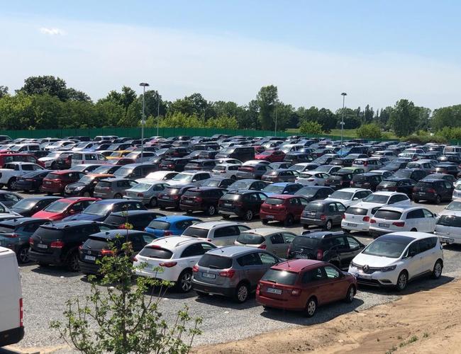 zdjęcie Dein Stellplatz parking Schonefeld