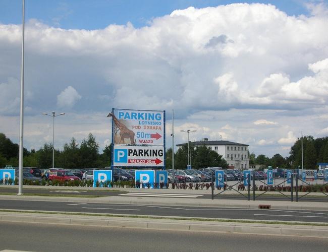 zdjęcie Parking Pod Żyrafą parking Wrocław