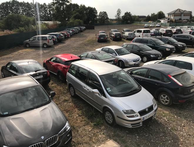 zdjęcie VALET Parking parking Poznań