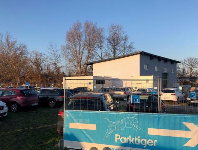 zdjęcie Parktiger parking Wiedeń
