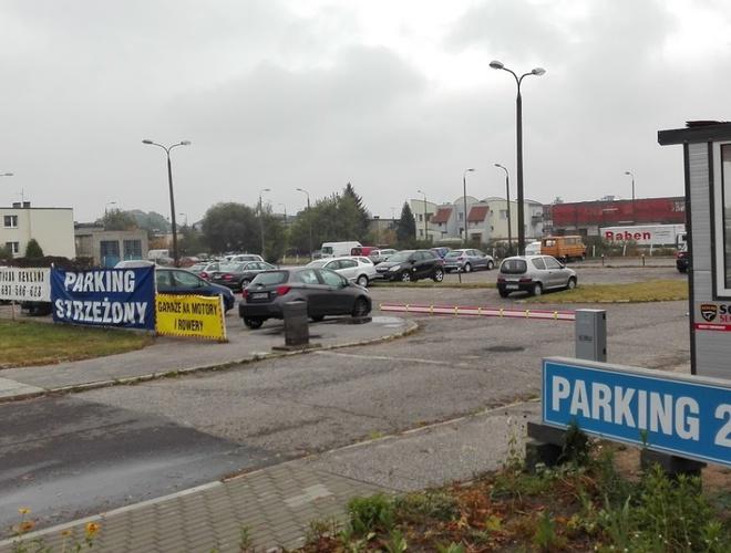 zdjęcie JM Auto parking Bydgoszcz