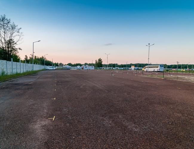 zdjęcie Parking 66 parking Pyrzowice