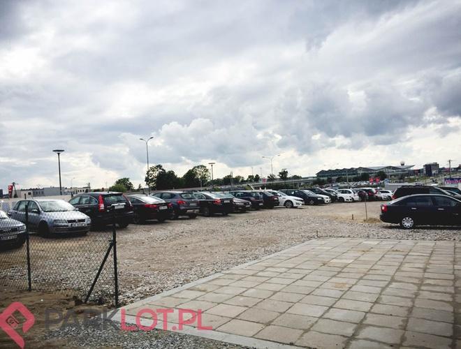 zdjęcie Goliat parking Gdansk