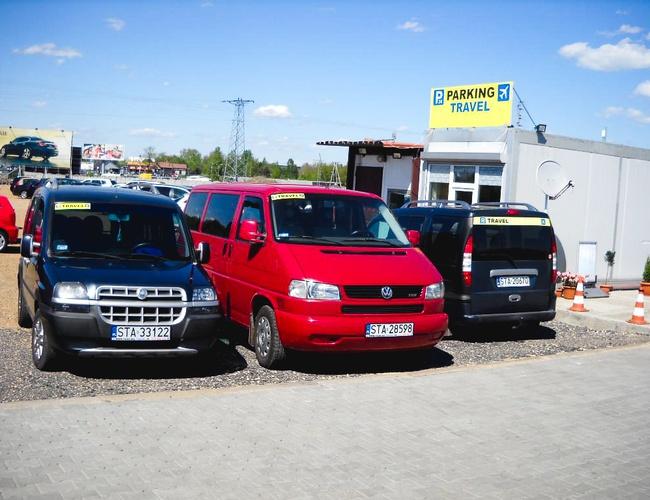 zdjęcie TRAVEL parking Pyrzowice