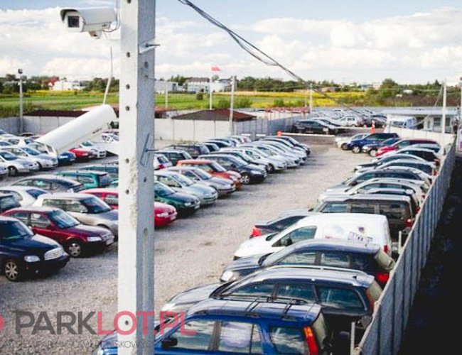 zdjęcie Szyszkowa 48 parking Okecie