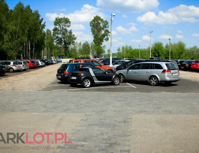 zdjęcie Parking P38 parking Modlin