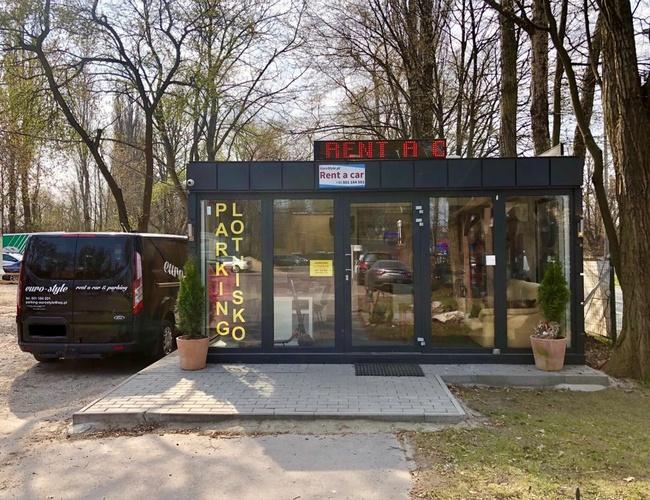 zdjęcie Eurostyle Parking parking Okecie