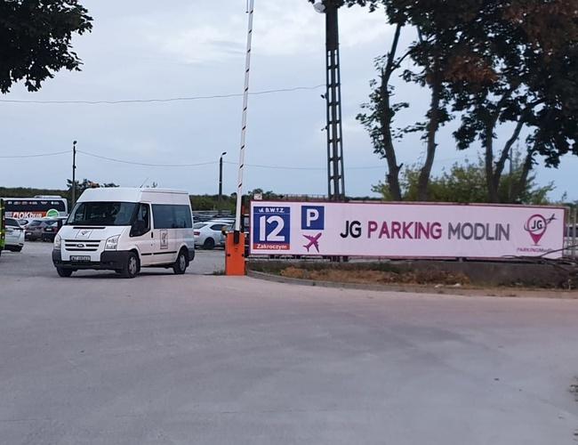 zdjęcie JG Parking parking Modlin