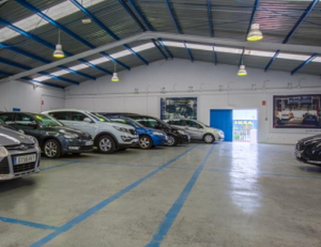 zdjęcie Marbenjo Parking parking Malaga