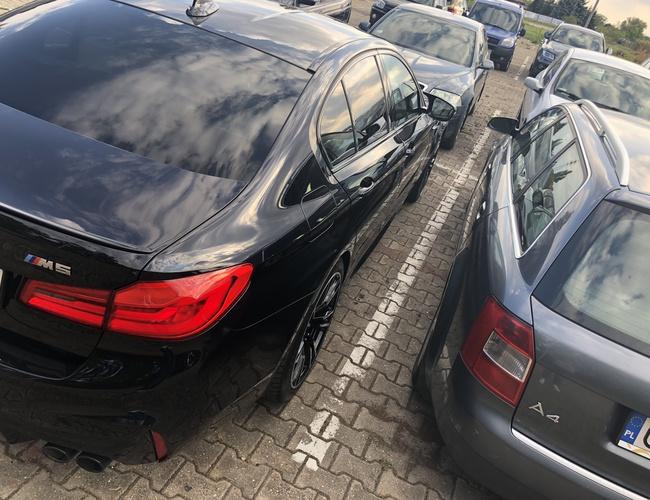 zdjęcie Lot Parking parking Wrocław