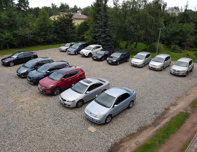 zdjęcie PARK4YOU parking Rzeszów