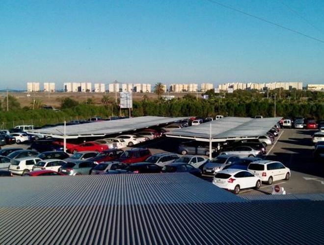 zdjęcie Victoria Parking parking Valencia
