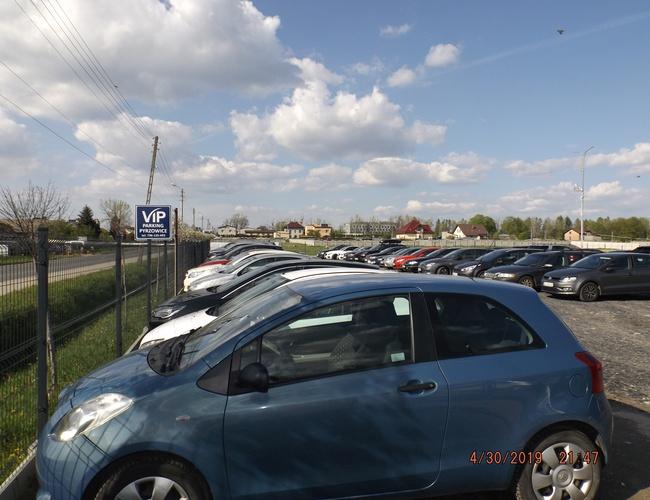 zdjęcie VIP Katowice parking Pyrzowice