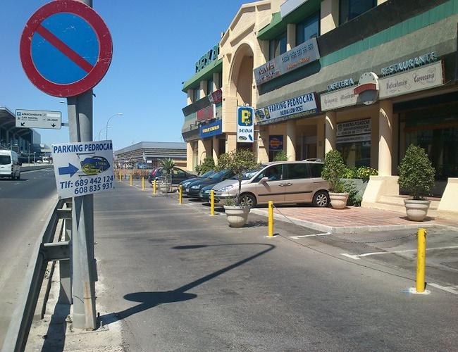 zdjęcie PedroCar parking Malaga
