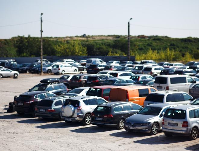 zdjęcie Fort Parking parking Модлин