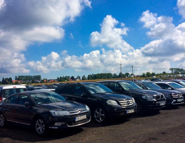 zdjęcie Mega Park Service parking Gdańsk