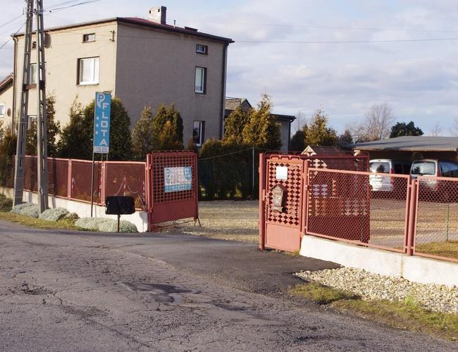 zdjęcie Flota parking Pyrzowice